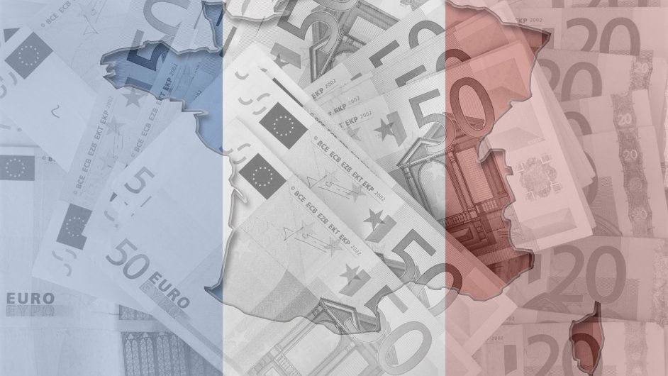 Eurobankovky, ilustrační foto