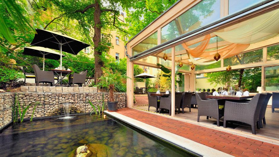 Restaurace Zelená zahrada