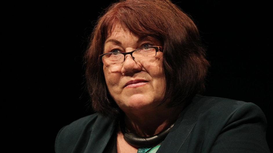 Senátorka Eliška Wagnerová sepsala novelu volebního zákona.
