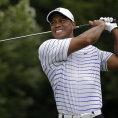 Tiger Woods se kv�li zdravotn�m probl�m�m neobjev� na leto�n�m Ryder Cupu (ilustra�n� foto)