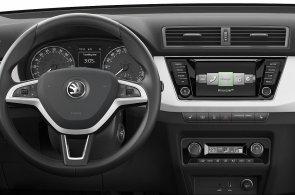 Škoda ukázala přístrojovou desku nové Fabie. Kufr naroste na 330 litrů