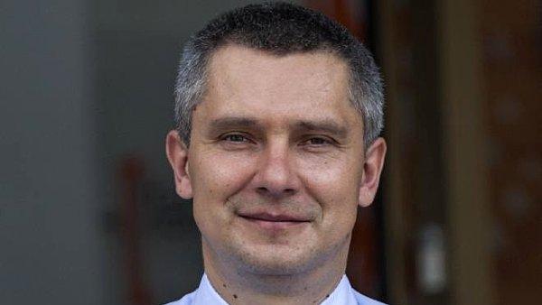 Jaroslav Vittek, generální ředitel ING Bank v ČR