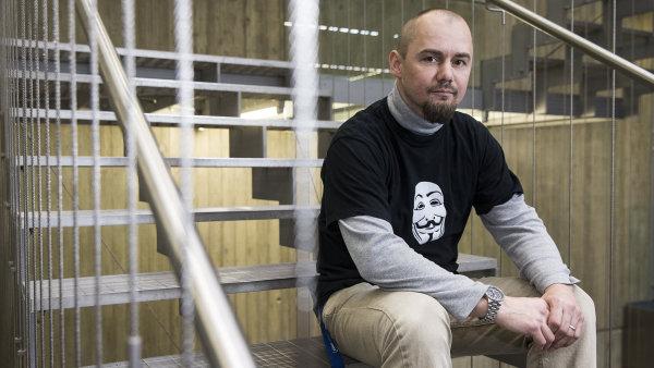 Molekulární biolog Petr Svoboda