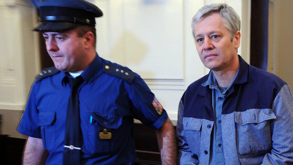 Zakladatel H-Systemu Smetka (na snímku z roku 2008) uspěl s žádostí o propuštění z vězení. Teď záleží na rozhodnutí pražského městského soudu.