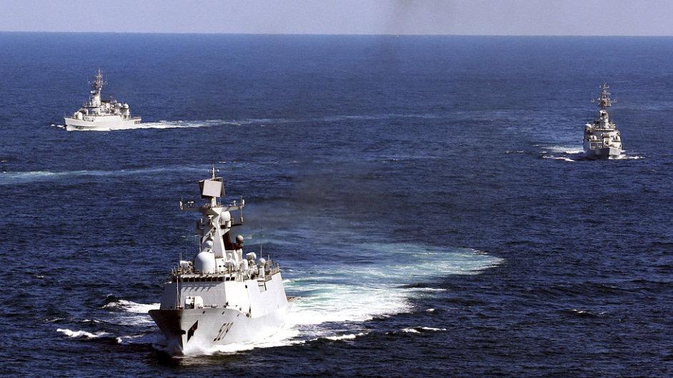 Čínské loďstvo, námořnictvo, čínská armáda, Čína