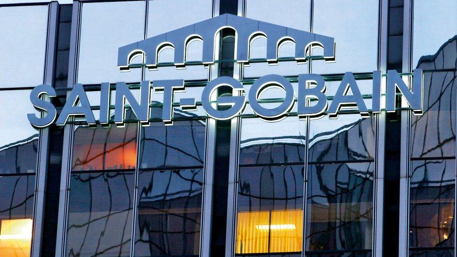 Saint-Gobain je největší evropský prodejce stavebních materiálů - Ilustrační foto