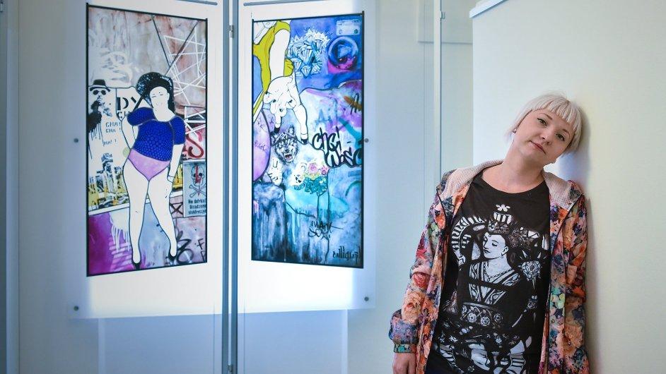 Snímky z výstavy Transdesign