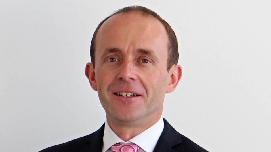 Jan Kočárek, generální ředitel společnosti CHEP ČR a SR