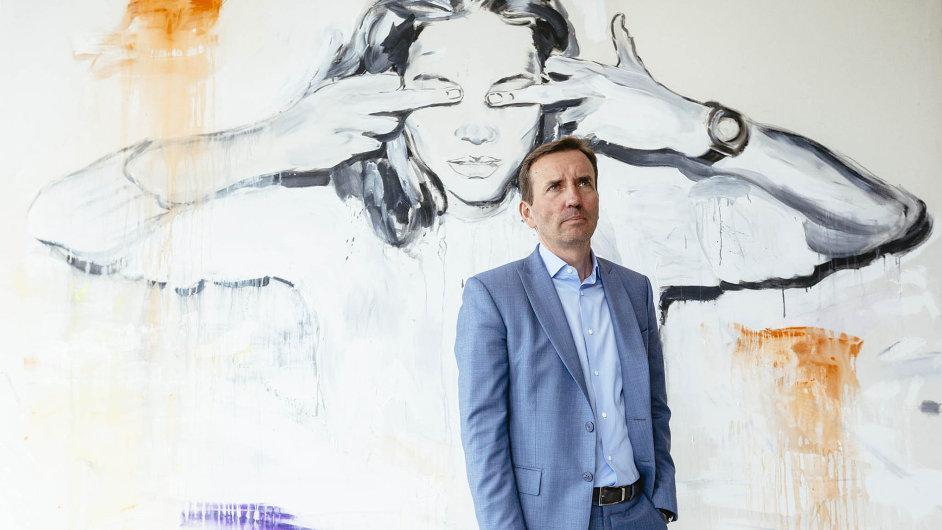 Marek Dospiva vystoupil vrámci série přednášek studentského Klubu investorů, který zve přední podnikatele, aby popsali svoji byznysovou cestu astrategii.