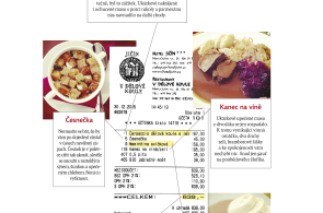 Moje účtenka: Jičínská restaurace U Dělové koule podává nadprůměrné jídlo, atmosféra ale pokulhává
