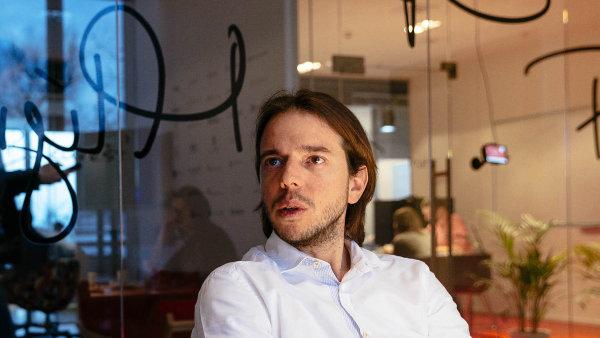 Majitel skupiny Rockaway Jakub Havrlant
