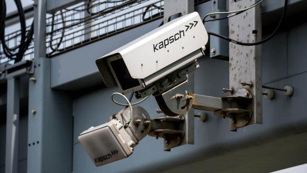 Prostřednictvím technologie od společnosti Kapsch se v Česku vybírá mýtné od roku 2007 - Ilustrační foto.