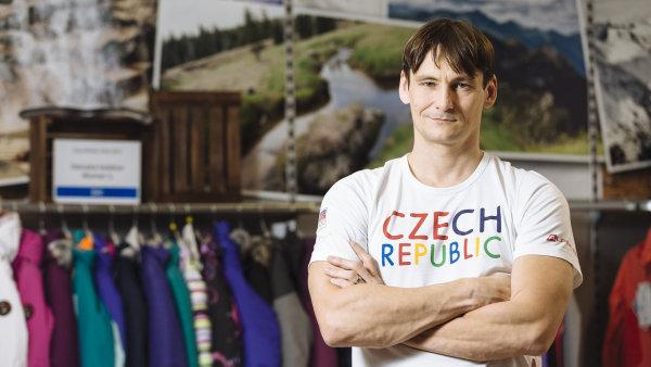 Spoluzakladatel Alpine Pro Václav Hrbek