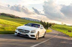 Mercedes S Coupé naučí, jak si užít své bohatství