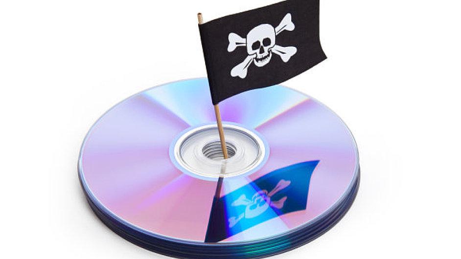 Nelegální software, ilustrace