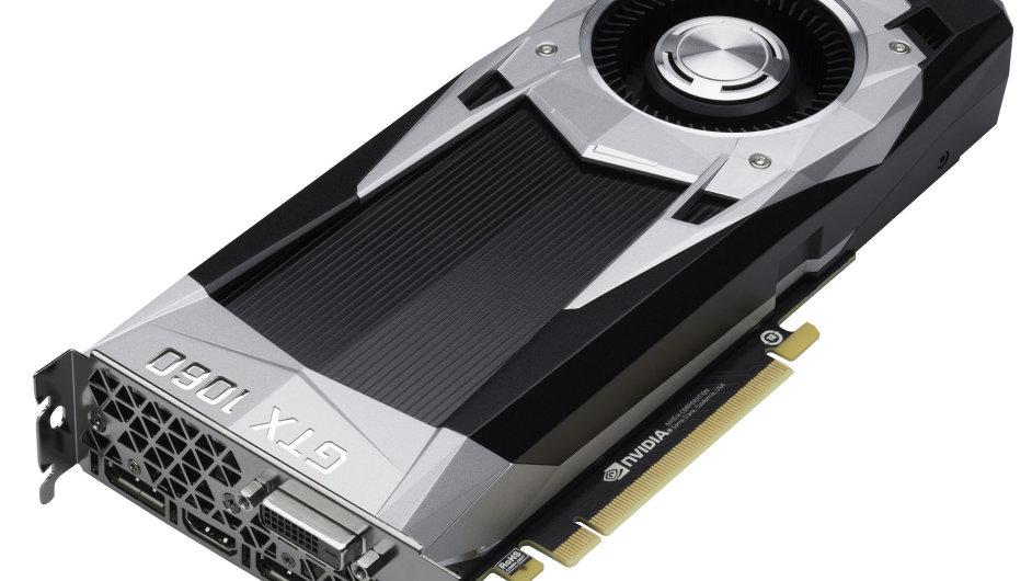GeForce GTX 1060 - nová generace herních grafických karet