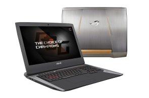 Test: Notebook Asus G752VS je herní monstrum s GTX 1070. Nebojí se ani virtuální reality