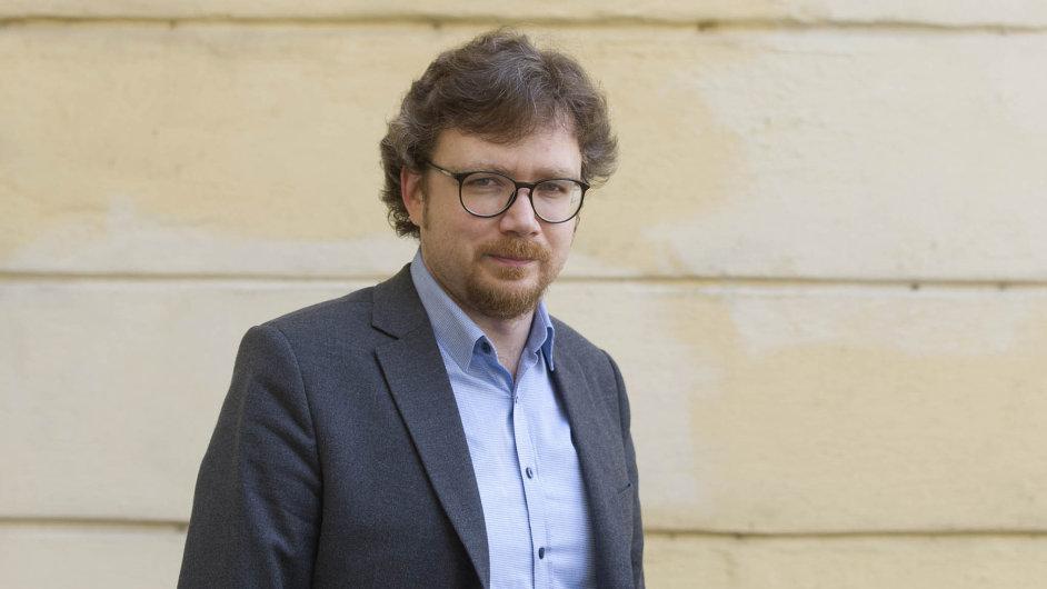 Michal Franěk, náměstek ministra spravedlnosti pro justiční a legislativní úsek