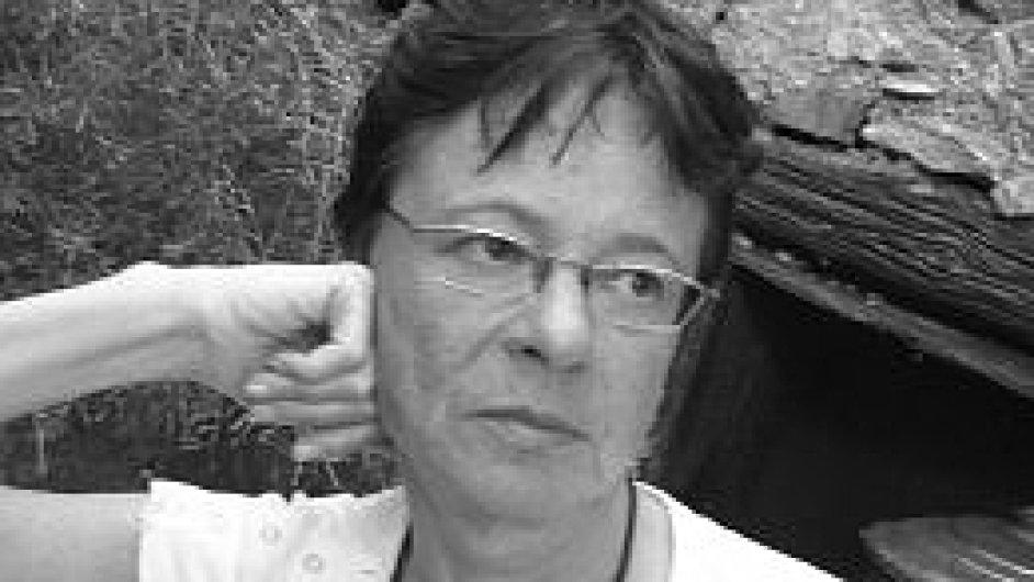 Zuzana Brabcová, spisovatelka, která sbírala jedno ocenění za druhým.