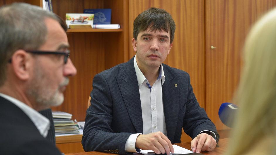 Petr Navrátil, kauza ROP Severozápad, Starosta Chebu