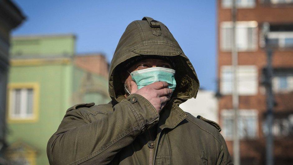 Zhoršená smogová situace trápí Českou republiku.