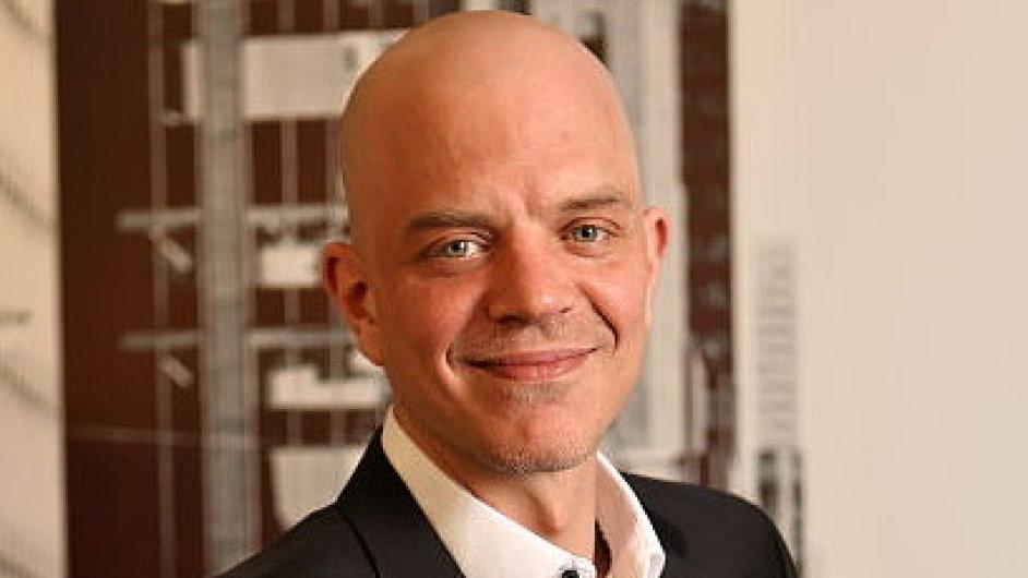 Lukáš Krifta, marketingový ředitel společnosti Solitea