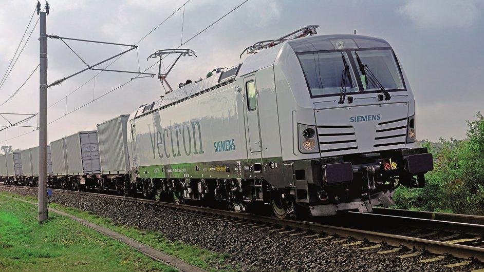 Unipetrol koupí od Siemensu tři nové lokomotivy