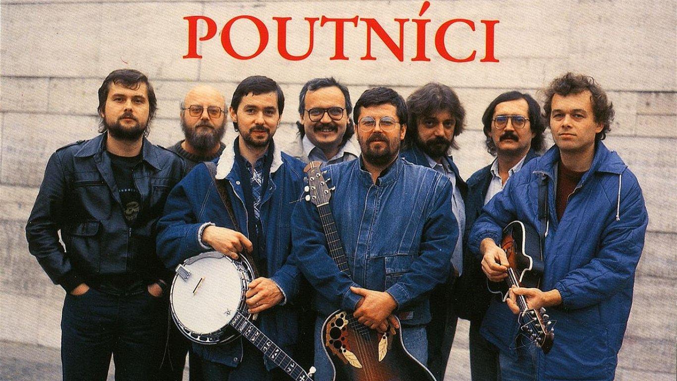 Česká bluegrassová skupina Poutníci nejslavnější období zažila do roku 1991 v čele s Robertem Křesťanem a hráčem na banjo Lubošem Malinou.