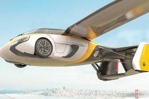 Sny o autech, která létají, se stávají skutečností. První firmy již přijímají objednávky