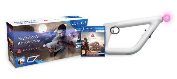 Střílečka Farpoint pro PlayStation VR