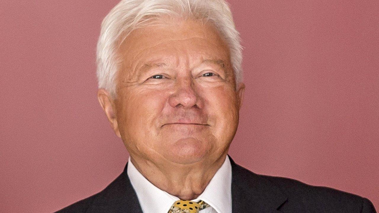 Michal Oktavian Gürtler, předseda představenstva společnosti Kovohutě Příbram