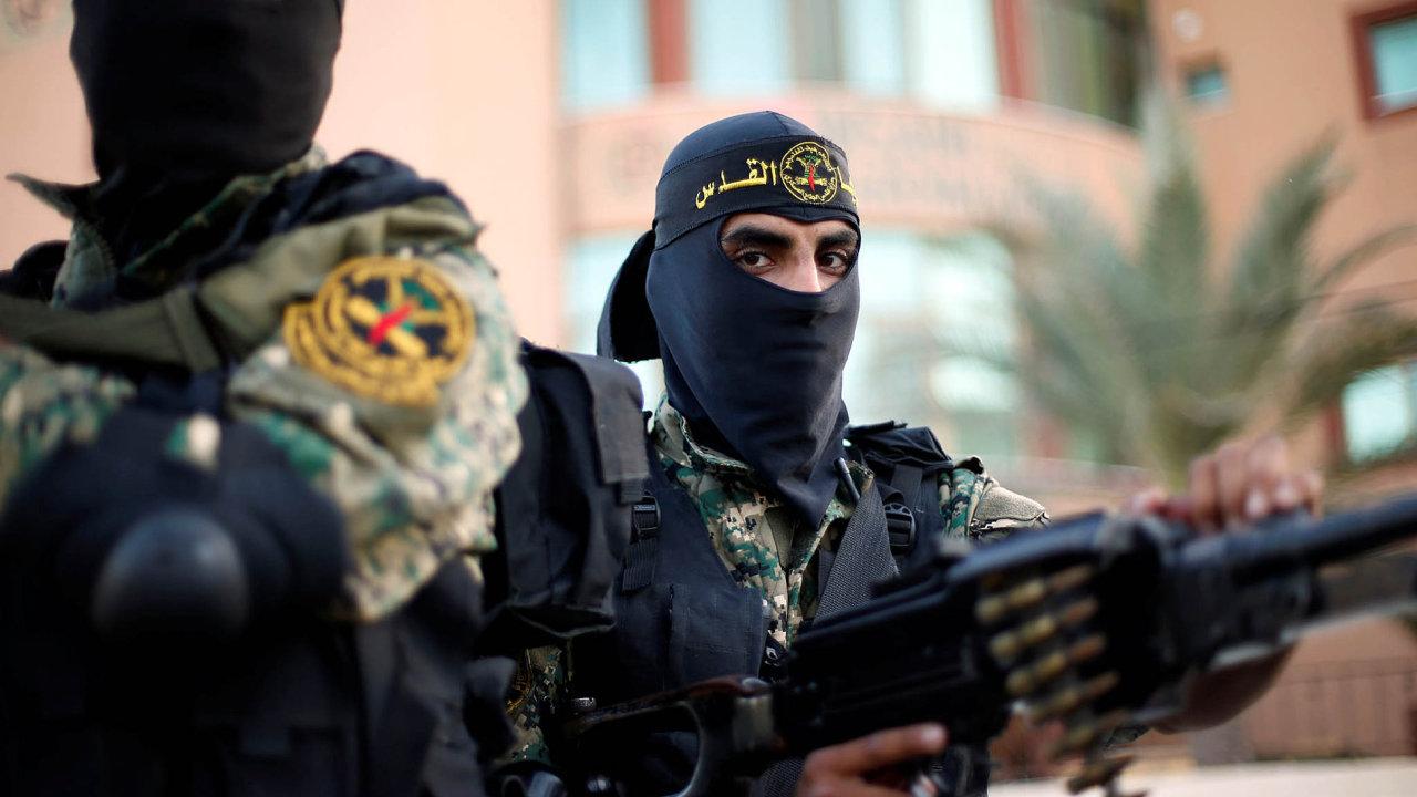 Věk průměrného džihádisty se pohybuje mezi 25 a 29 lety.