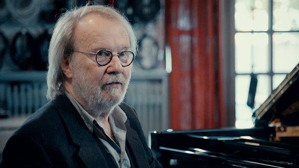 Benny Andersson (na snímku) desku natočil ve studiích na stockholmském ostrově Skeppsholmen.