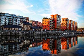 Byty v Praze za tři roky v průměru podražily o 1,2 milionu korun - Ilustrační foto.
