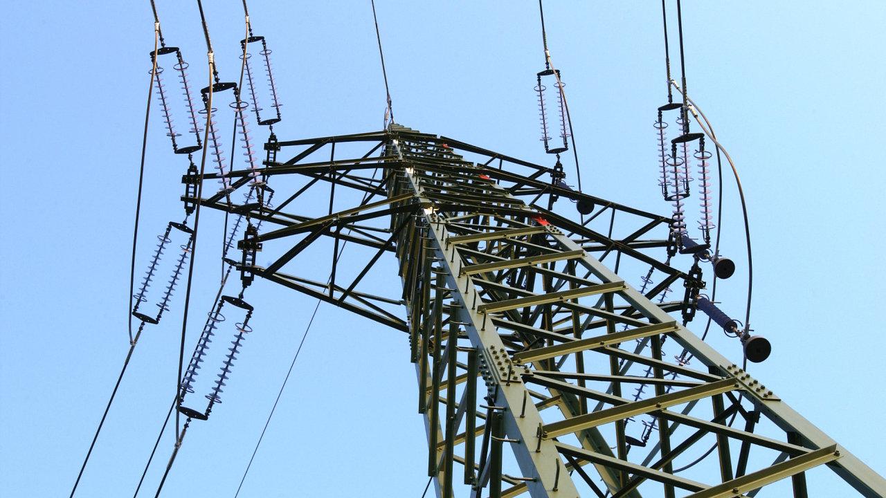 Vysoké napětí;dráty;elektřina;elektrický stožár;elektrické vedení;energetika