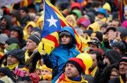 Katalánský expremiér vede kampaň z belgického