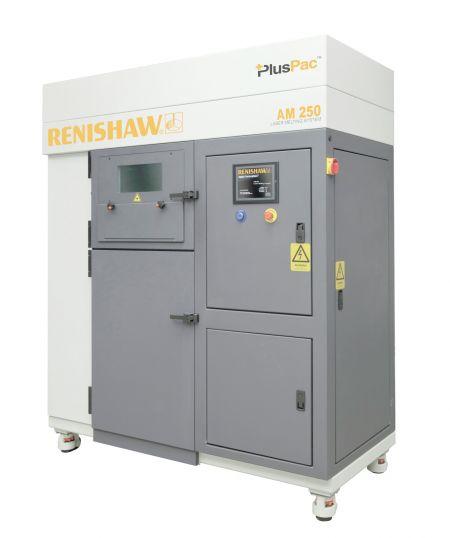 AM250 PlusPac - zařízení vyvinuté společností Renishaw