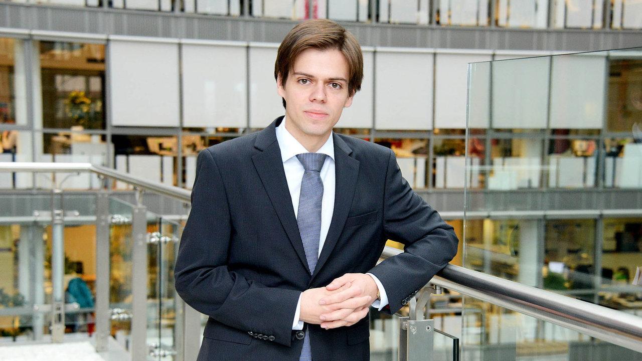 Tomasz Heczko, advokát v Deloitte Legal