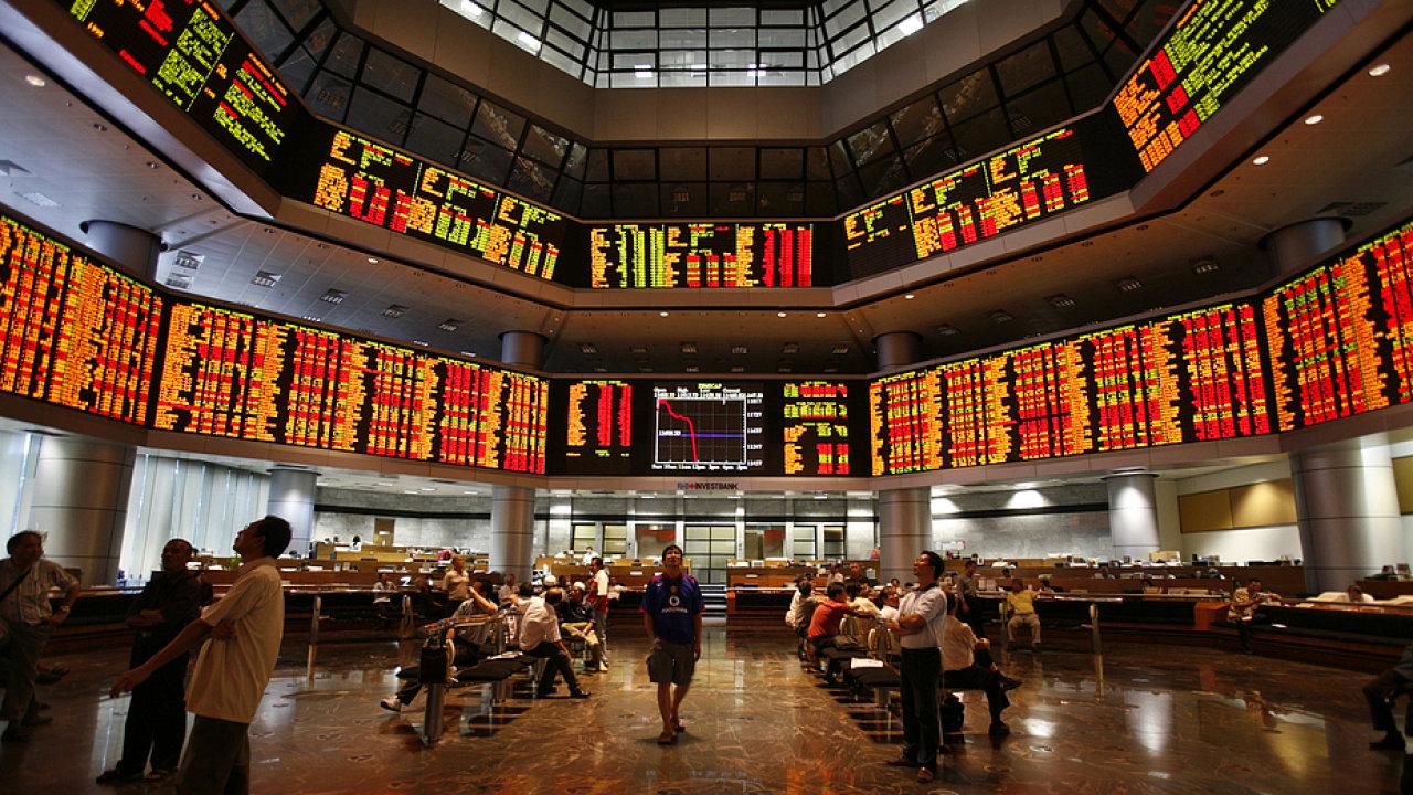 Rychlý růst akcií by mohl skončit stejně rychle jako v roce 2000. Ilustrační foto