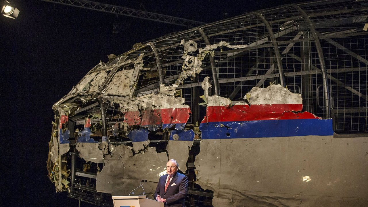 MH17 Ukrajina