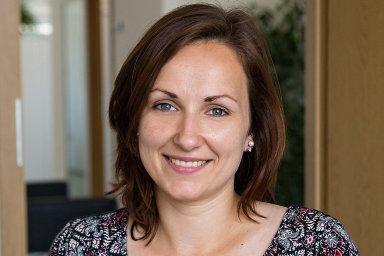 Erika Prachařová, personální ředitelka MOL Česká republika
