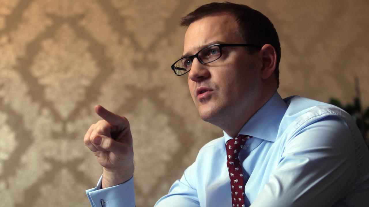 Mezi nejbohatšími: Teprve 41letý Daniel Křetínský se ovládnutím EPH stává jedním znejbohatších Čechů.