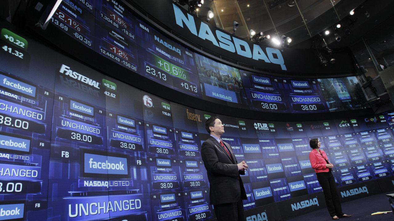 Investiční příležitost roku 2012: Facebook