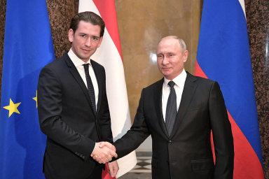 NaRakousko je již oddob studené války nahlíženo jako na zeminejvnímavější kzájmům Kremlu. Nejinak je tomu zavlády Sebastiana Kurze.