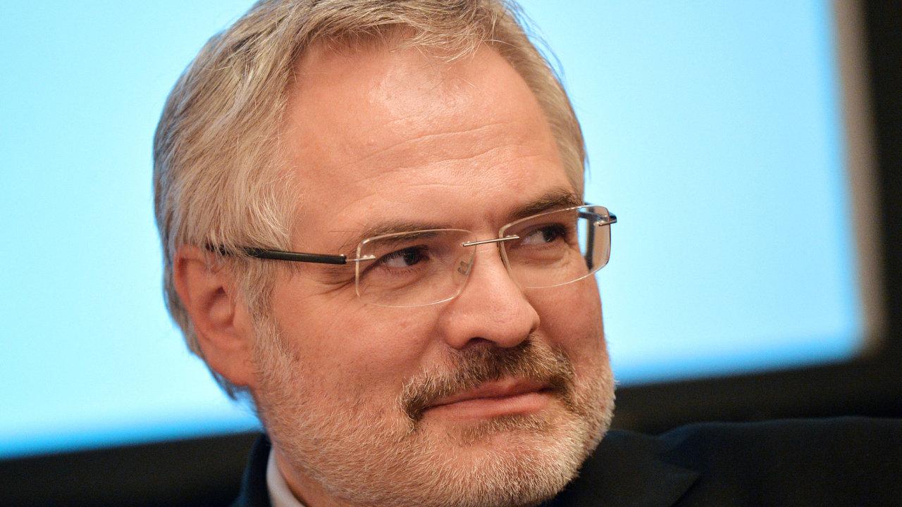 Dan Jiránek z ODS má být podle koaliční dohody primátorem Kladna.
