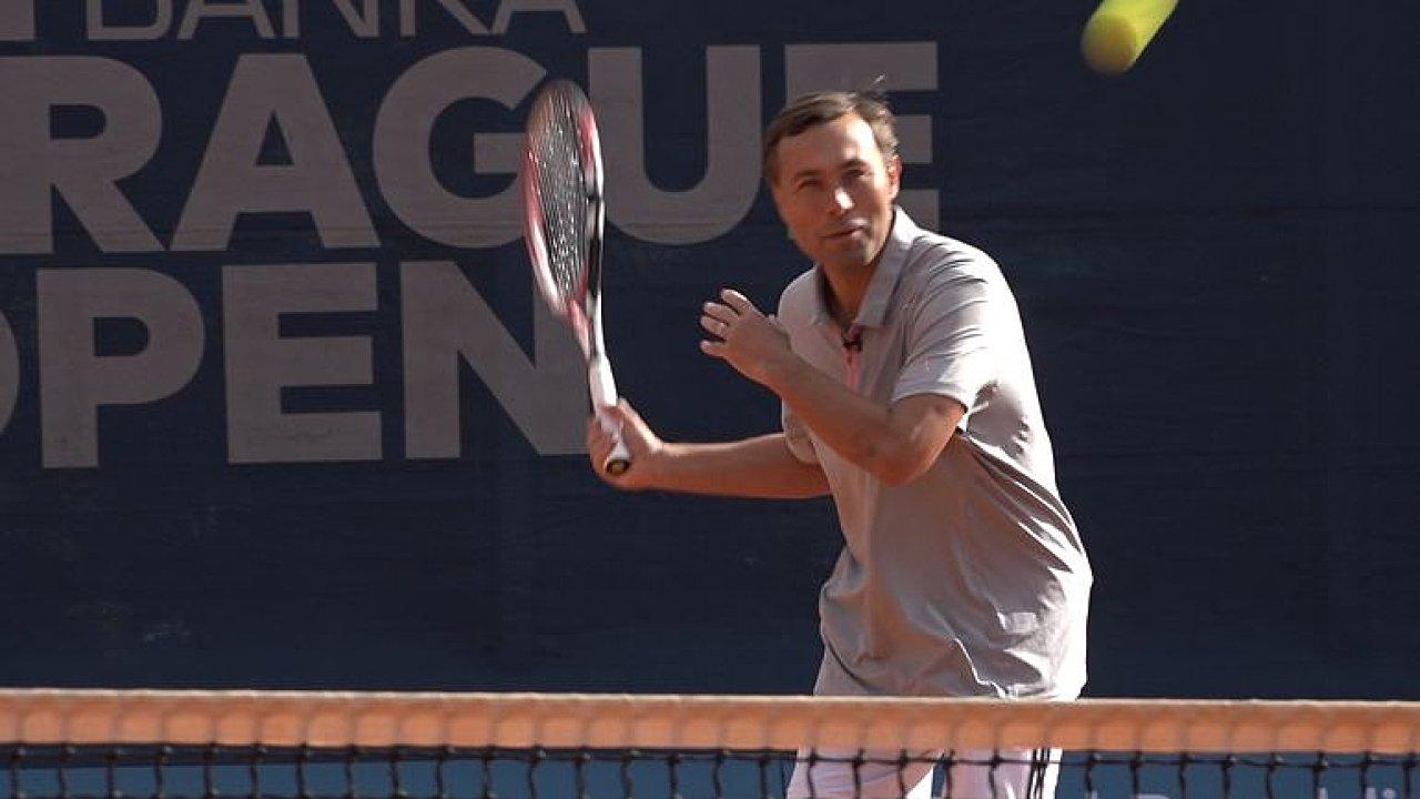 Endorfiny: Tenis je vášní Leona Jakimiče, zakladatele společnosti Lasvit