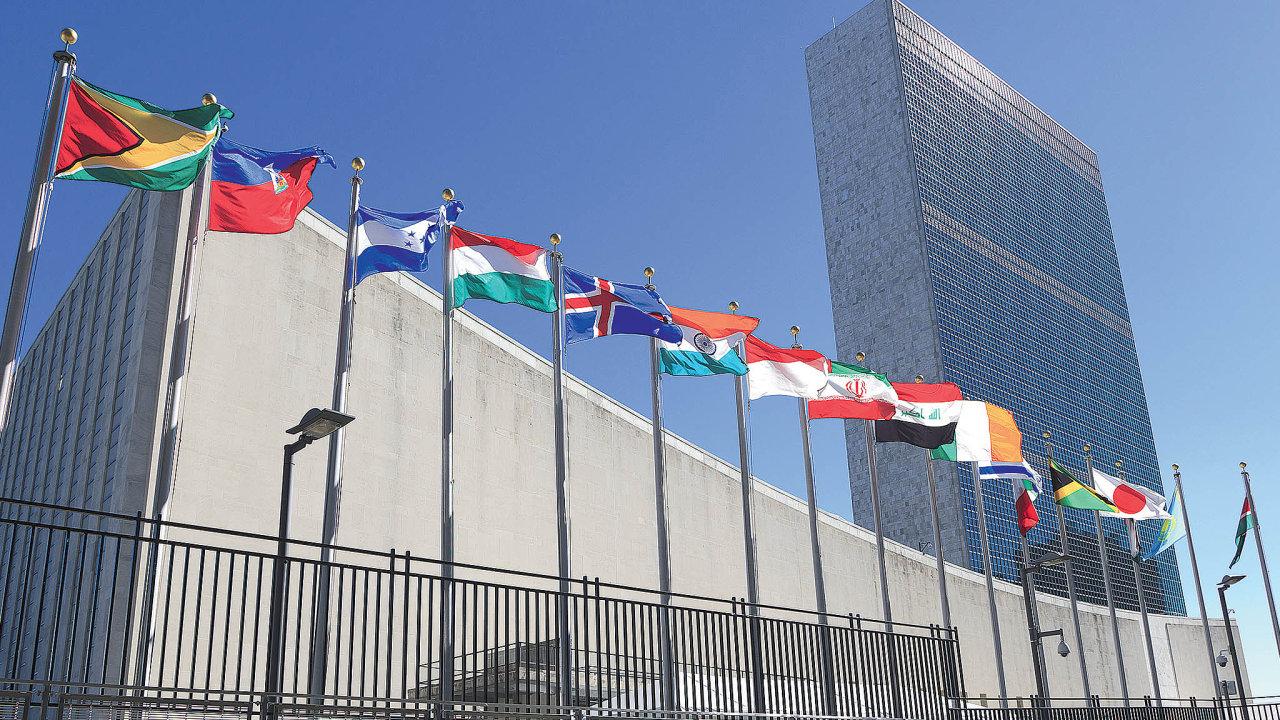 Globální pakt o migraci má zajistit bezpečnou migraci - Ilustrační foto.