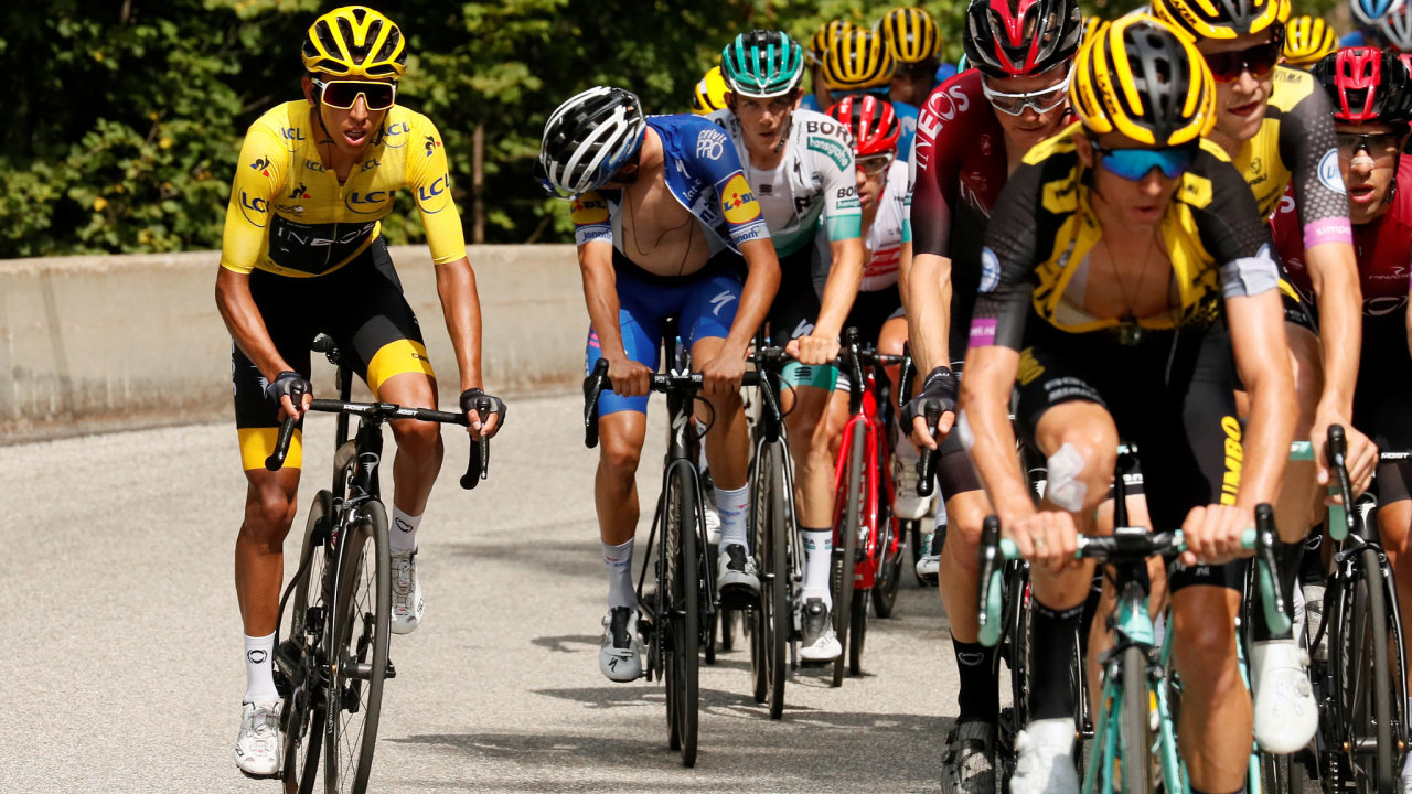 Tour de France 2019, Egan Bernal, tým Ineos