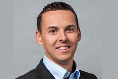 Petr Procházka, viceprezident pro strategii a integraci společnosti Vodafone