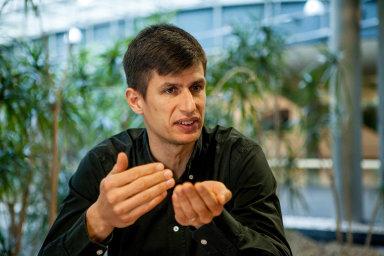 Hlavní ekonom Patria Finance Jan Bureš